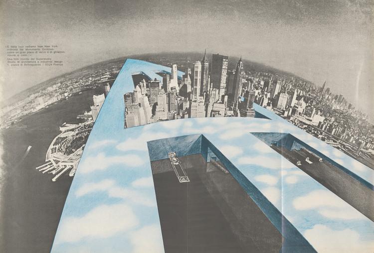The Continuous Monument- 1969. Image © Superstudio