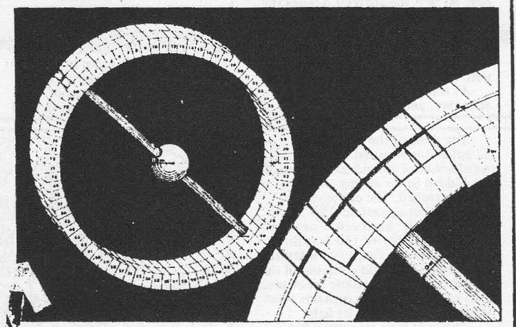 The Fourth City, Spaceship City- 1971. Image © Superstudio
