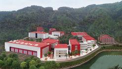 Qiannan Training Center / West-line studio