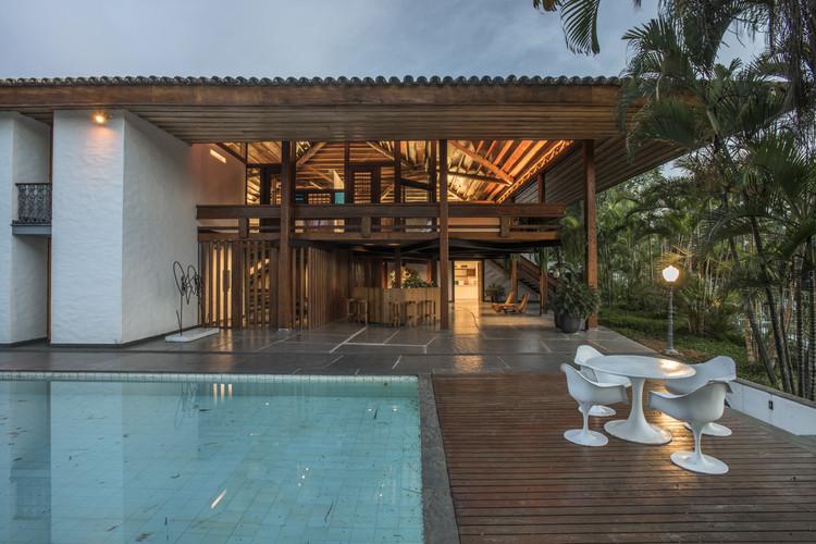 Casa Pampulha - Galeria de Arte em Residência projetada por Zanine Caldas / Vazio S/A + Helena T Rios, © Daniel Mansur