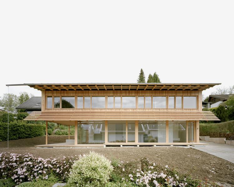 Casa Moosweg / Felippi Wyssen Architects, © Rasmus Norlander