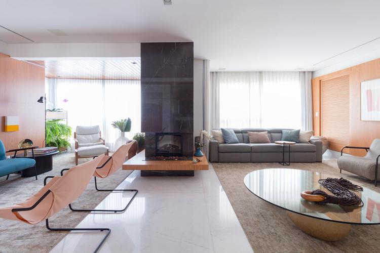 Apartamento ALM / Pedro Haruf + Fernando Lima, © Dentro Fotografia