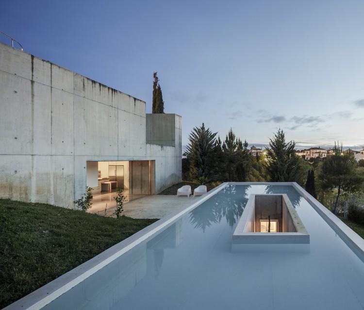 House in Ladera / Estudio Juan Domingo Santos, © Fernando Alda