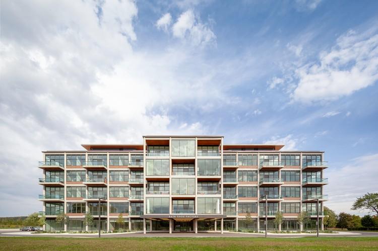 Bata Shoe Factory / BDP Quadrangle + Dubbeldam Architecture + Design, © Scott Norsworthy