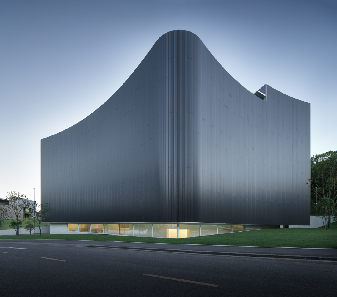 MoAE – Huamao Museum of Art Education / Álvaro Siza + Carlos Castanheira