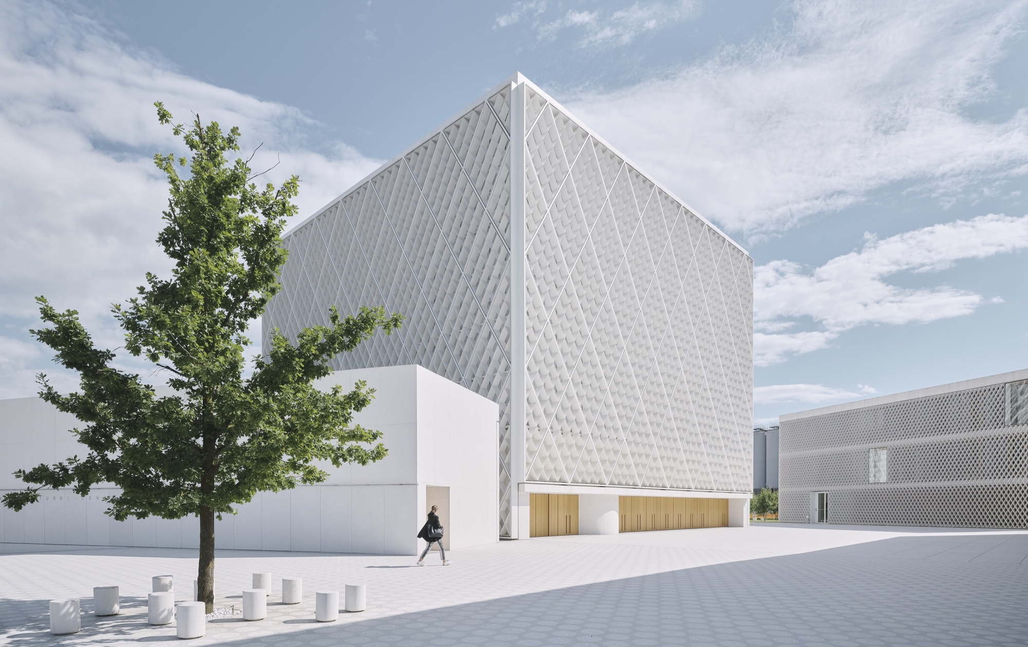 Mosque Architecture And Design Archdaily