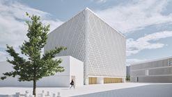 Islamic Religious and Cultural Center in Ljubljana / Bevk Perović arhitekti