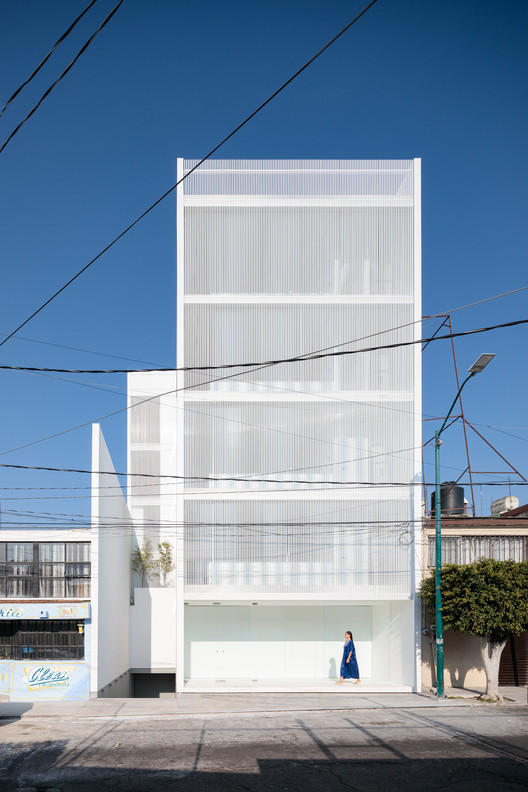 Torre Ai / HW Studio, © Dane Alonso