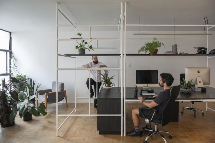Pantera Filmes Studio / Matú Arquitetura, © Cris Farhat
