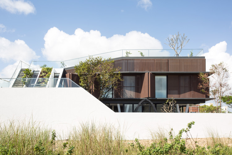 House of One Piece / 85 Design, Courtesy of To Huu Dung