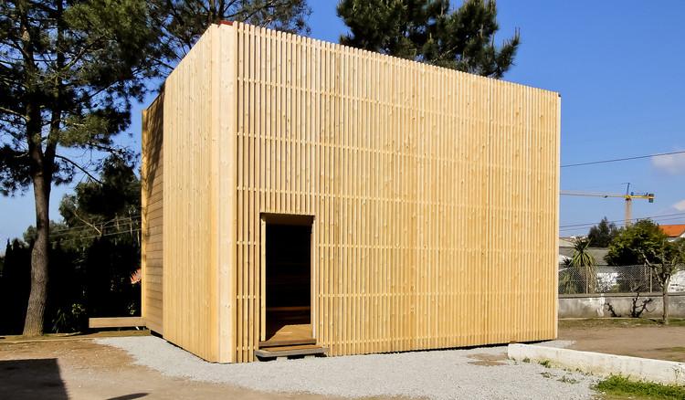 Modular Box / SPSS Design. Image © Ricardo Oliveira
