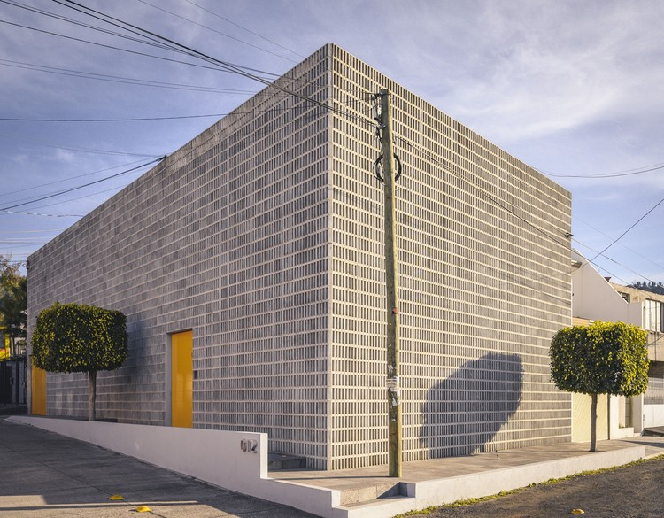 WOL Center / Iván Marín + Doho constructivo, © José Carlos Macouzet