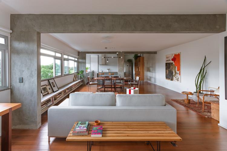 Apartamento Vera / Casulo Arquitetura, © Arthur Andrade e Bernardo Moreira