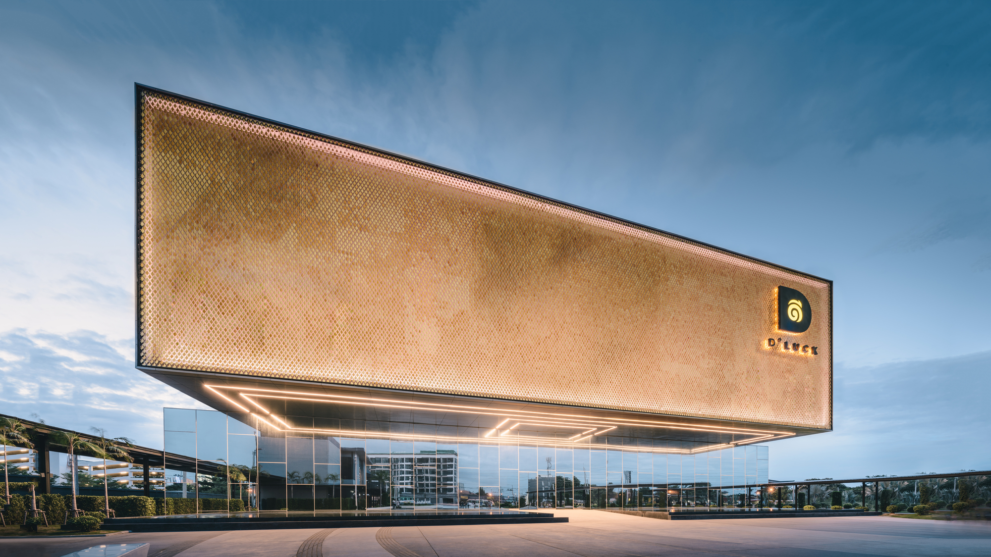 Singha D'luck Cinematic Theatre / Architects 49