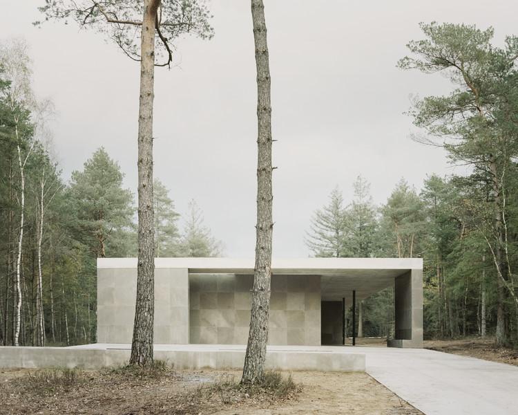 Loenen Pavilion  / KAAN Architecten, © Simone Bossi