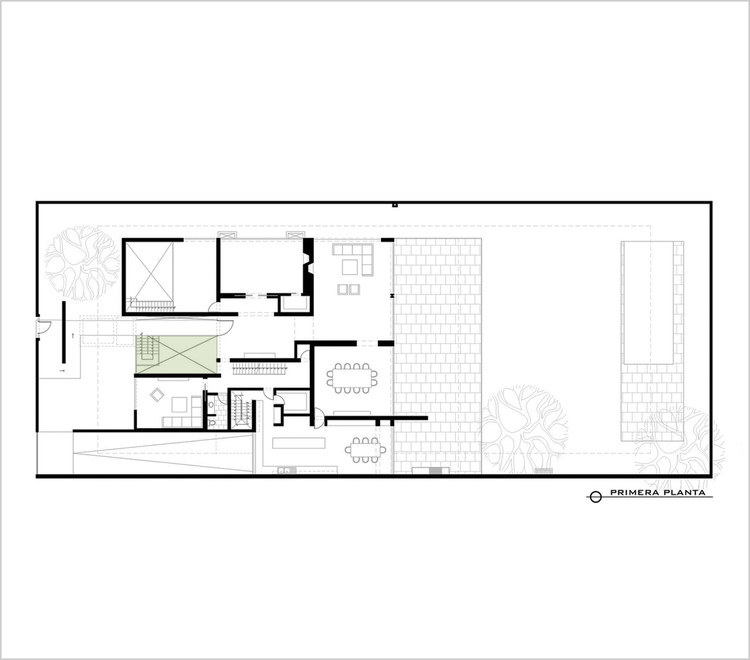 Casa H / Jaime Ortiz de Zevallos. Image