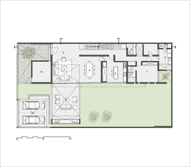 Casa LB4 / Riofrio+Rodrigo Arquitectos. Image