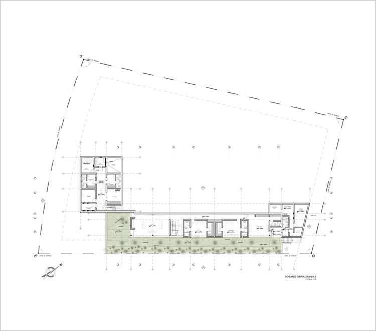 Casa Lineal / Metrópolis Oficina de Arquitectura. Image