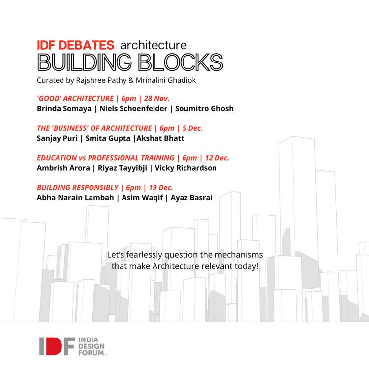 Building Blocks of Architecture