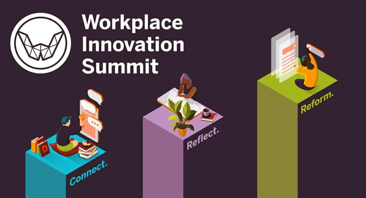 Workplace Innovation Summit, Design Museum Everywhere Workplace Innovation Summit