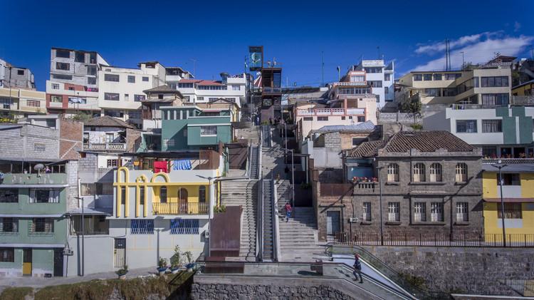 Escalinatas y el Tiempo / Rama Estudio, © Nación films, Rama estudio