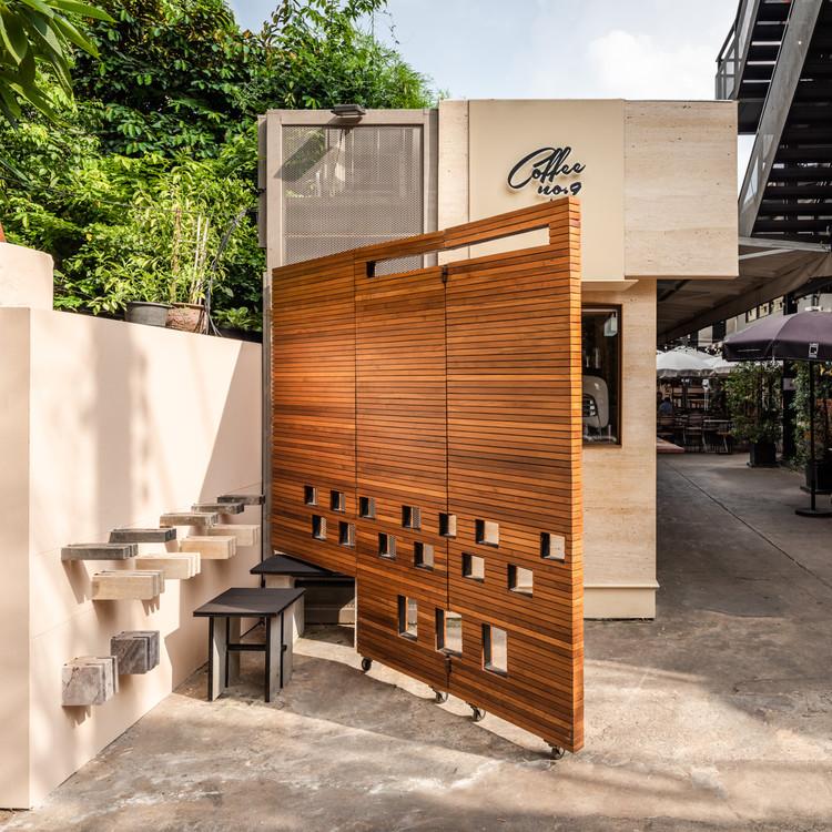 Coffee no.9 / PHTAA Living Design, © Jinnawat B.