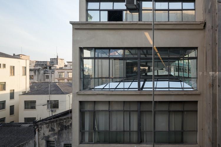 O que vemos, o que nos olha   SESC 24 de Maio, 12ª Bienal de Arquitetura de São Paulo, 2019. Foto © André Scarpa