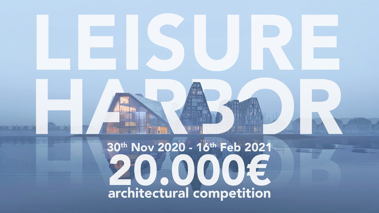 Open Call: Leisure Harbor, Competition to Redesign One of the 10 Most Important Marinas in Europe, Cover - Paper Island's aquatic center by BIG – Bjarke Ingels Group and Cobe