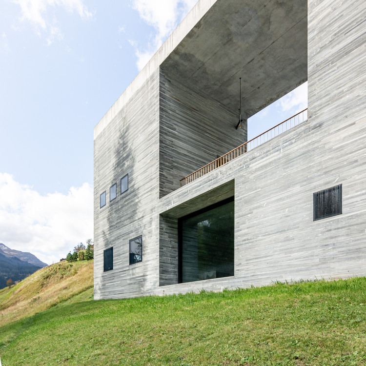 The Therme Vals / Peter Zumthor, © Andrea Ceriani
