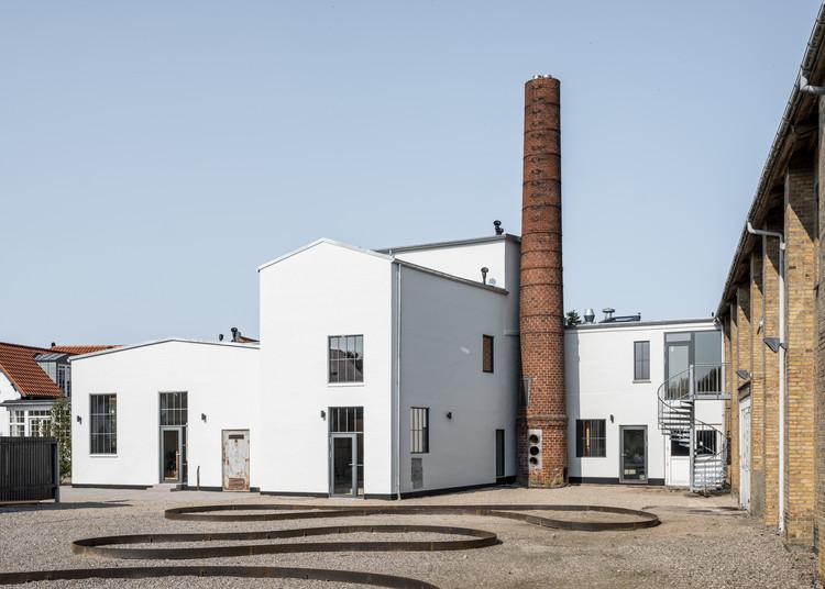 Fabers Factories / Arcgency, © Rasmus Hjortshøj - COAST