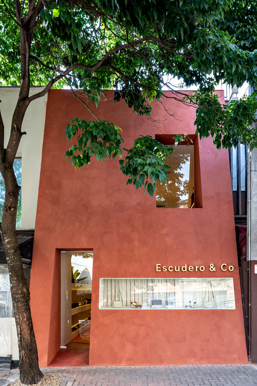 Loja Escudero & Co Itaim / Felipe Hess Arquitetos, © Fran Parente