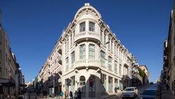 Edificio residencial Santa Catarina / Diana Barros Arquitectura
