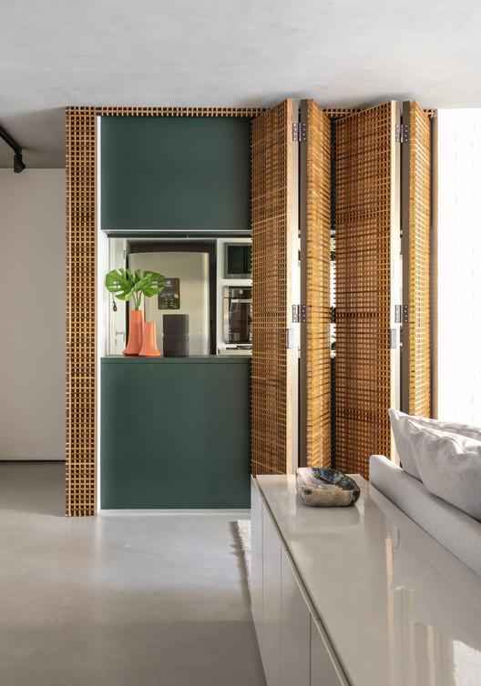 Apartamento AMV / Studio Gabriel Garbin Arquitetura, © Evelyn Muller