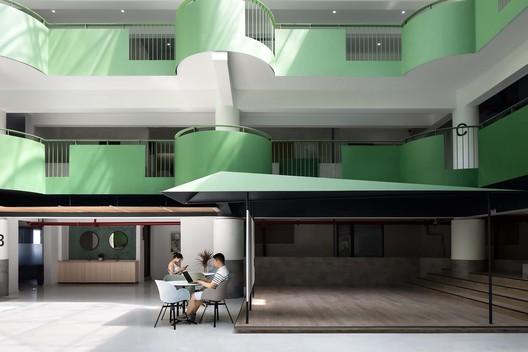pavilion. Image © Arch-Exist