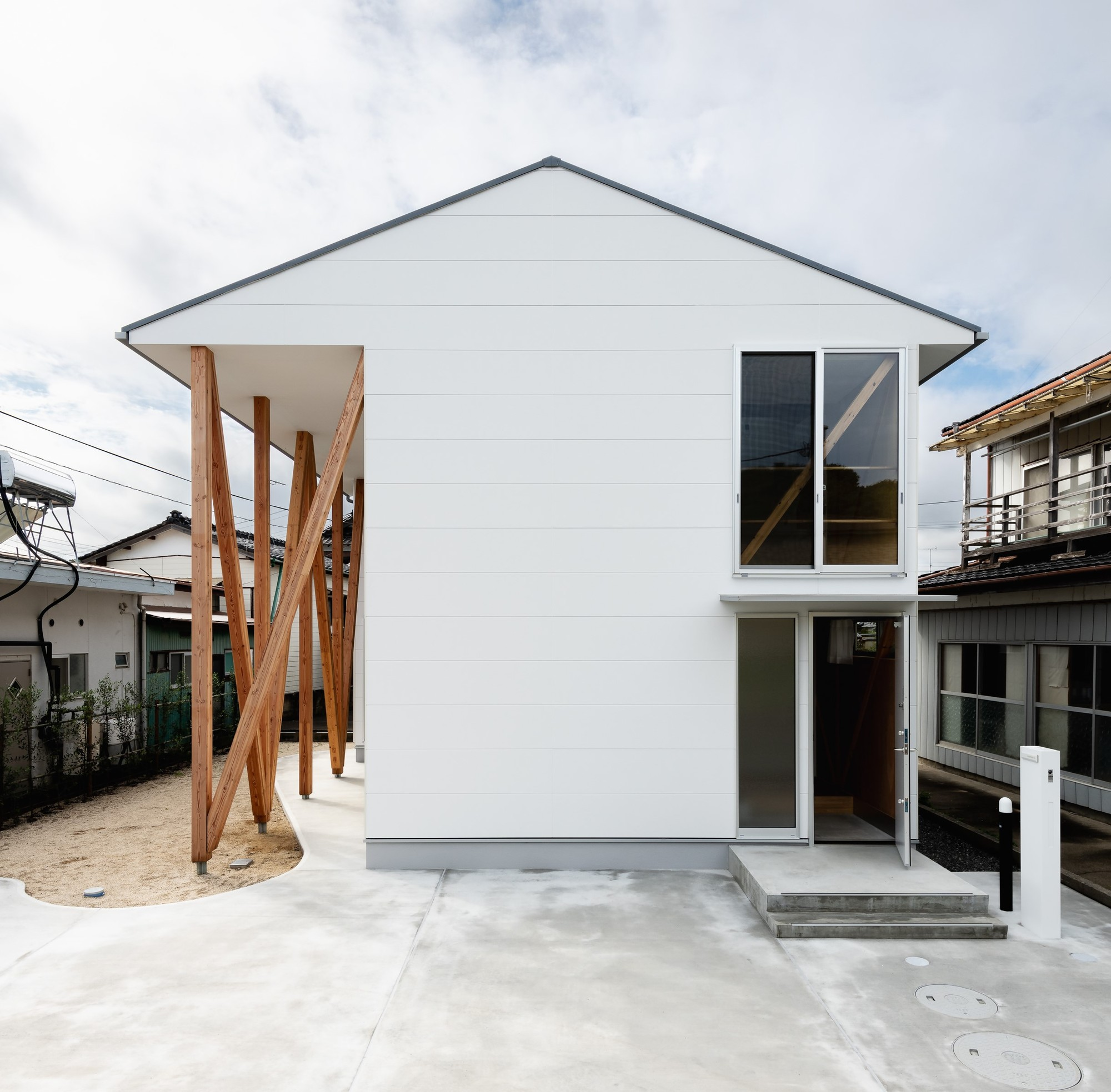House Shazai / nevertheless / Yusuke Sagawa Architects