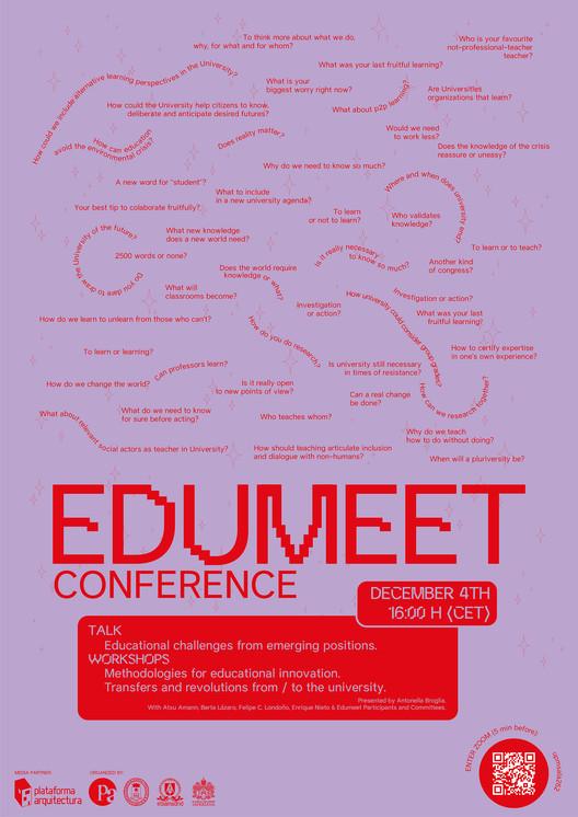 EDUMEET: Transferencias para la Innovación y el Cambio Pedagógico, Cortesía de EDUMEET