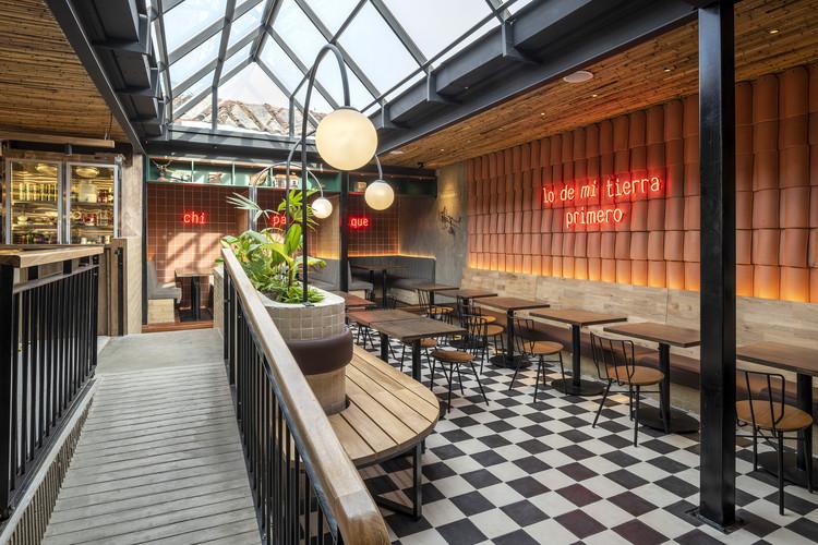 Café Mustapan  / Estudio Chávarro, © Iván Ortiz