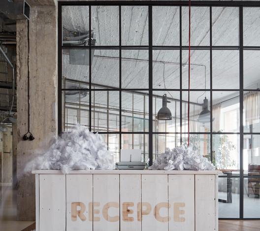 Office Premises for Czech Promotion / Kurz architects
