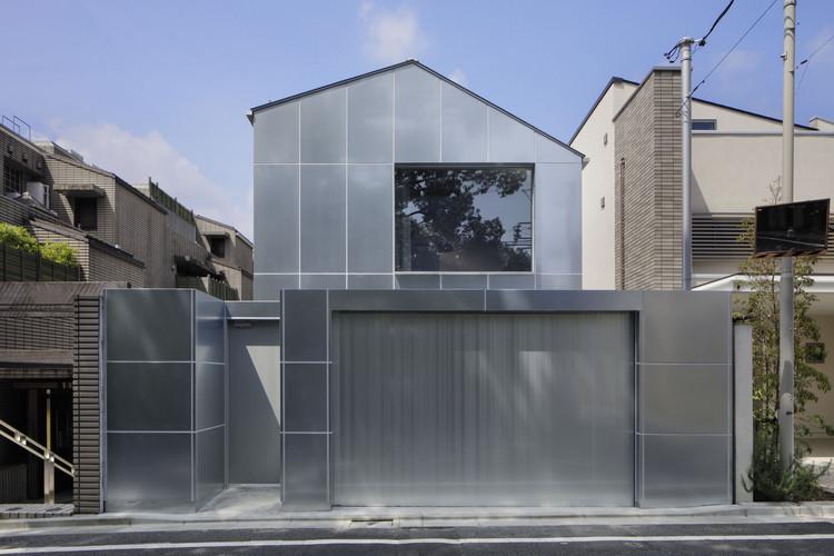Casa en Higashi-Gotanda / CASE-REAL, © Daisuke Shima