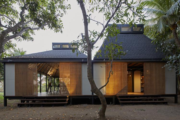 Mumbai Artist Retreat / Architecture BRIO, © Edmund Sumner