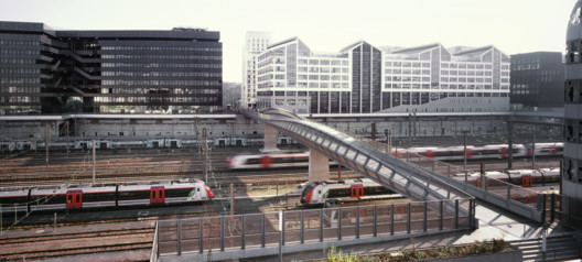 Marcelle Henry Footbridge / Marc Mimram