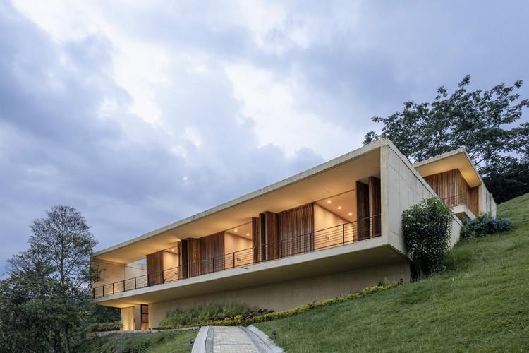 Casa 23 / Arquitectura en Estudio, © Llano Fotografía