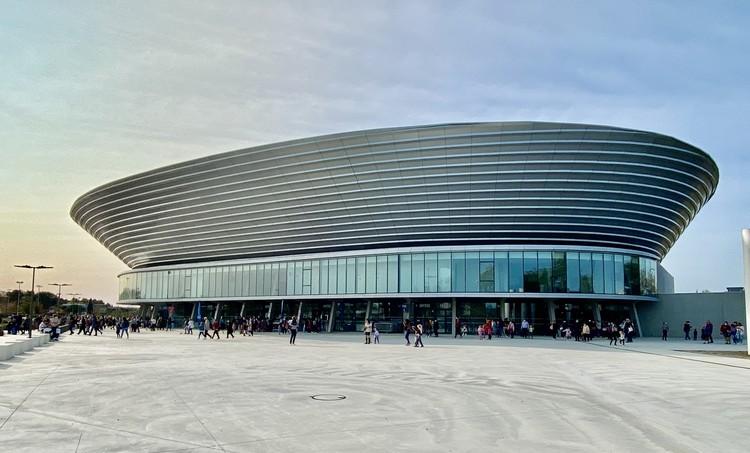 Narbonne Arena / Marc Mimram, © Erieta Attali