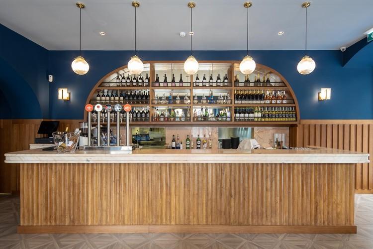 Deep Blue Restaurant / Contacto Atlântico, © Gonçalo Henriques