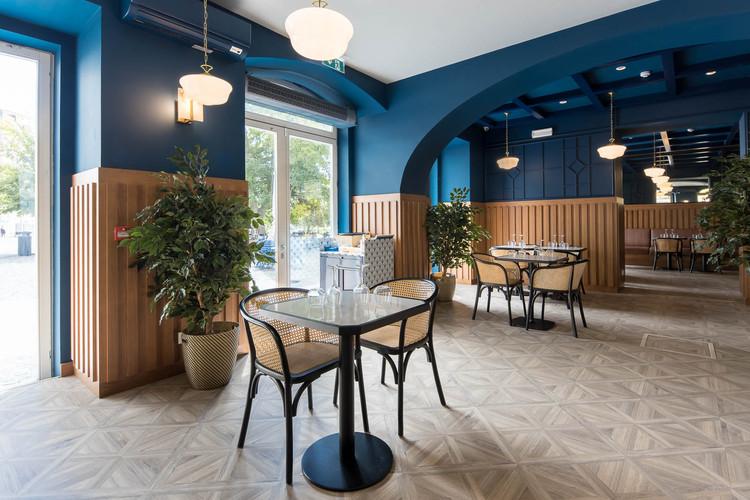 Restaurante Deep Blue / Contacto Atlântico, © Gonçalo Henriques
