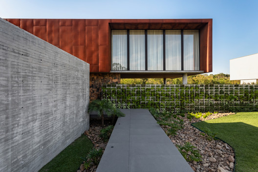 Corten House / ES Arquitetura