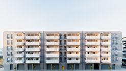 Viale Giulini Affordable Housing / Alvisi Kirimoto + Partners