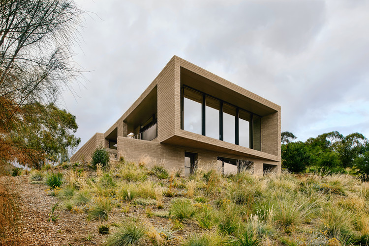 House at Otago Bay / Topology Studio, © Paul Hermes
