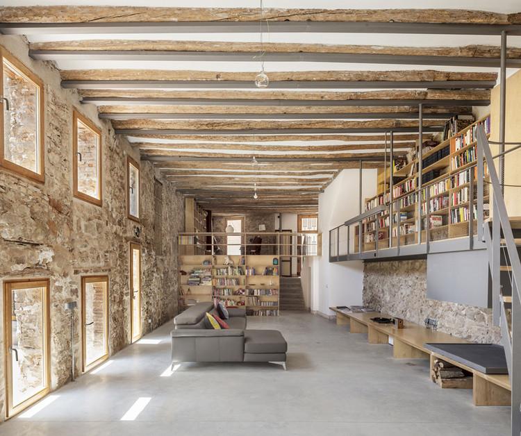 Casa Rec / Guallart Architects. Image Cortesía de Guallart Architects