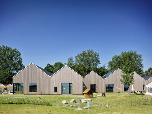 Savannen Nursery / Nordic Office of Architecture